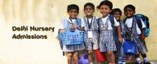 Delhi Nursery Admission 2019-20 Dates Guidelines