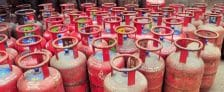 LPG Gas Cylinder New Prices December