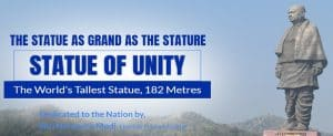 Gujarat Govt. Line up Events at Statue of Unity to Promote Tourism