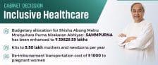 Odisha SAMMPURNA Yojana 2019 – Health Care Scheme for Pregnant Women