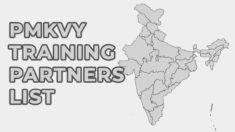 PMKVY Training Partners List (2700+) – Pradhan Mantri Kaushal Vikas Yojana Training Partners List 2020