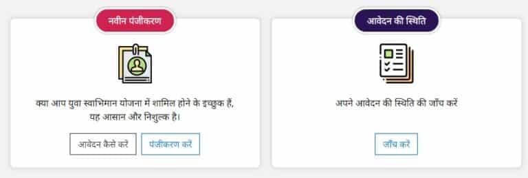 MP Yuva Swabhimaan Yojana Online Application