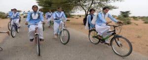 Gujarat Saraswati Sadhana Yojana – Free Bicycle Scheme for SC Girls in Std. 9