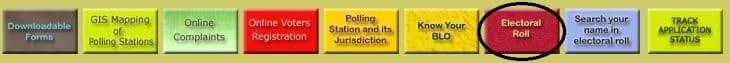 CEO Sikkim Portal Electoral Roll