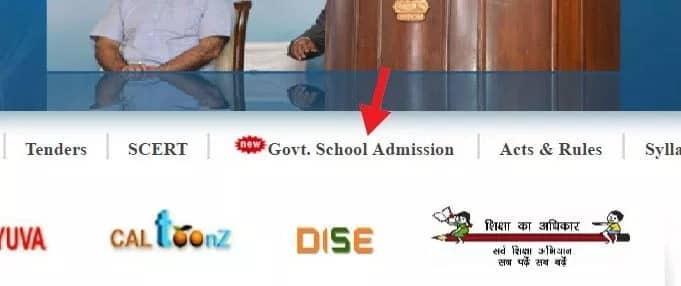 Delhi Nursery Admission Link