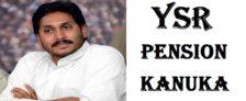 Andhra Pradesh YSR Pension Kanuka Scheme