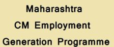 Maharashtra Chief Minister's Employment Generation Programme (CMEGP) 2020-2021 for MSMEs