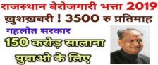 Rajasthan CM Yuva Sambal Yojana Guidelines