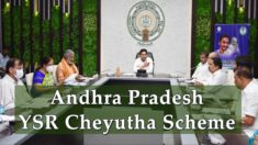 YSR Cheyutha Scheme 2020 – Application Forms / Eligibility / Beneficiary List etc.