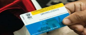 Apply Online Form Learners Driving Licence India