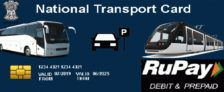 National Transport Card Railways Bus Metros