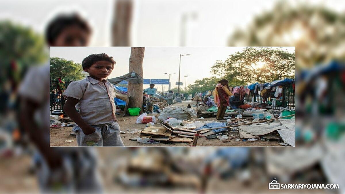 Survey DDA Database Delhi Homeless People