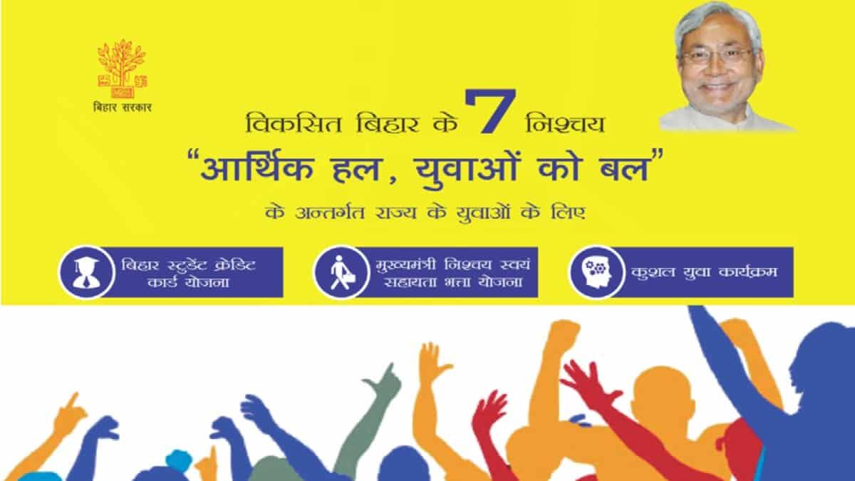 बिहार कुशल युवा प्रोग्राम 2019 ऑनलाइन आवेदन, रजिस्ट्रेशन / पात्रता देखें