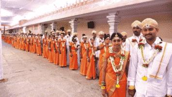 Karnataka Taali Bhagya Scheme to Bear Wedding Expenses of Poor Hindu Families