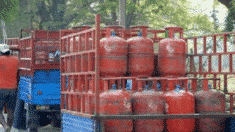 LPG Gas Cylinder New Prices November