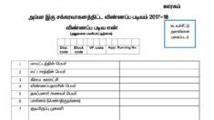 Amma Two Wheeler Scheme 2020-2021 Application Form PDF Download / Check Status Online