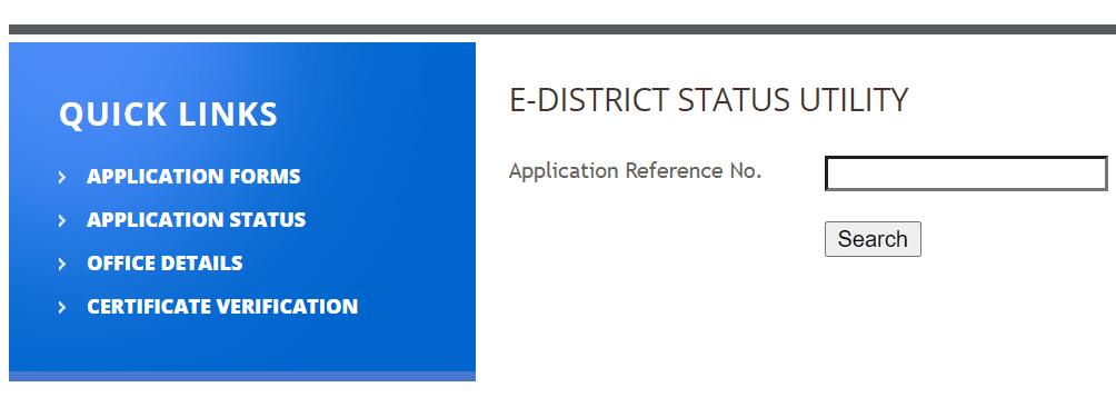 Odisha Caste OBC SEBC Residence Income Certificate Status