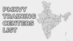 Pradhan Mantri Kaushal Vikas Yojana (PMKVY) Training Centers List 2021