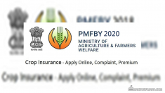 PMFBY 2020 Online Application Form