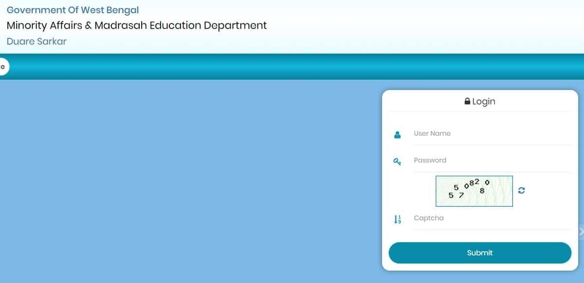Aikyashree Minority Scholarship Scheme Complaint Registration