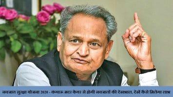 Rajasthan CM Navjaat Suraksha Yojana