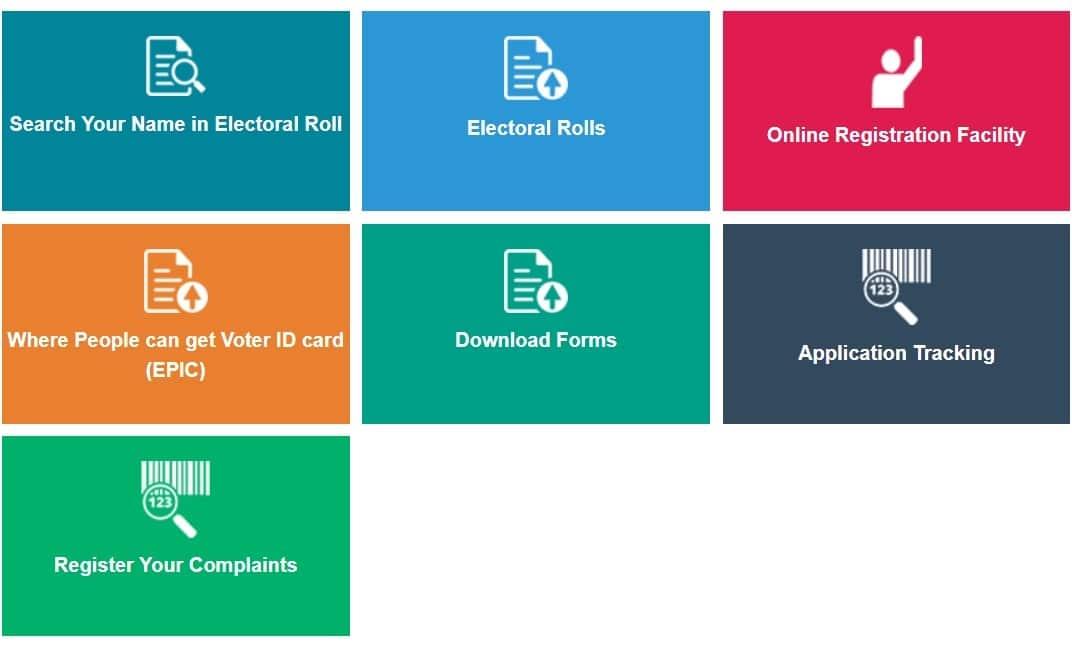 Tamil Nadu Electoral Roll Services