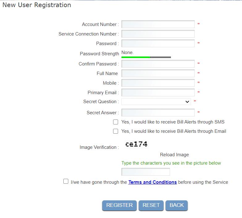 UPPCL Aasan Kist Yojana Rural Online Registration Form