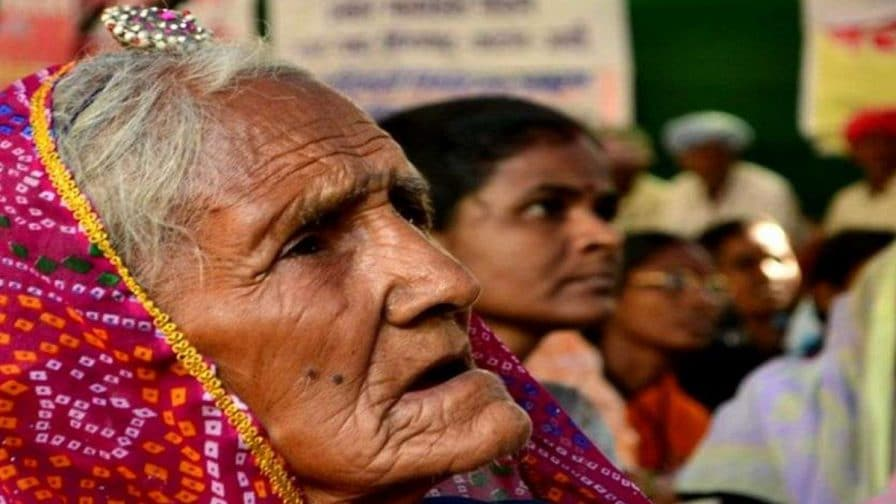 Advance Pension Old Age Widow Disabled