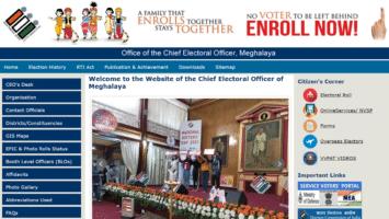 Ceo Meghalaya Voter List ID Card Download