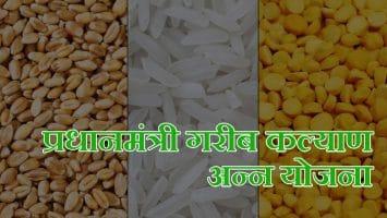 Pradhanmantri Garib Kalyan Anna Yojana