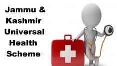 Universal Health Scheme J&K