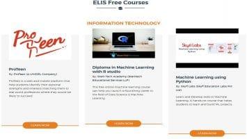 AICTE ELIS Portal Free Courses