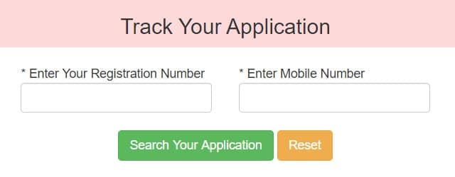 UP Lockdown e-Pass Application Status