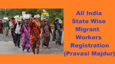 India State Wise Migrant Workers Registration Links