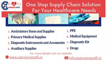 Aarogya Path Supply Chain Solution Healthcare