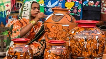 Delhi E-Mart Portal Artisans Van Dhan Start Ups