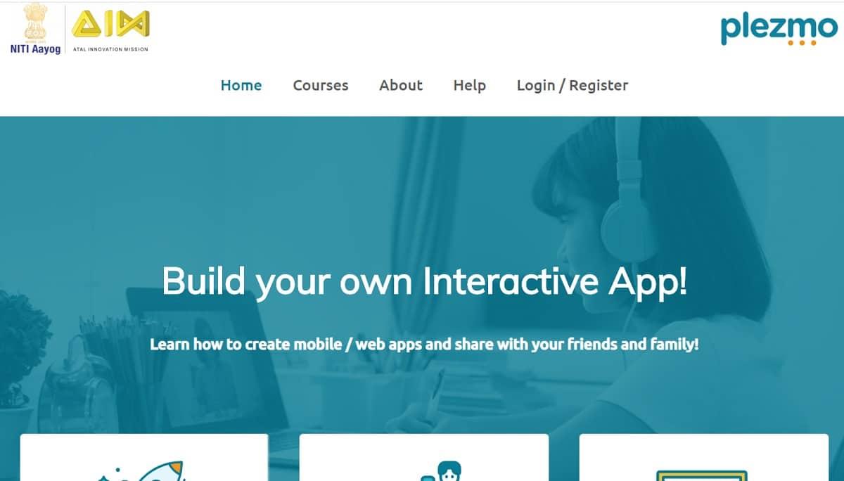 ATL App Development Module AIM Website