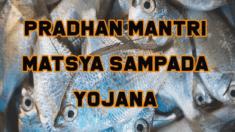 PM Matsya Sampada Yojana