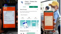 Delhi Chartr App Bus Metro Ticket Booking Online