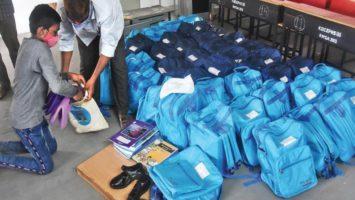 AP Jagananna Vidya Kanuka Scheme Kits Govt School Students