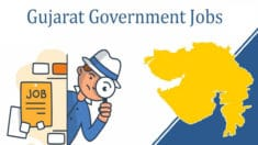 Govt Jobs in Gujarat Apply Online