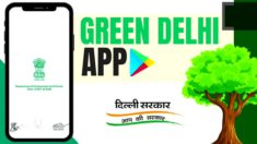 Green Delhi Mobile App APK Download From Google Play Store for Android Users