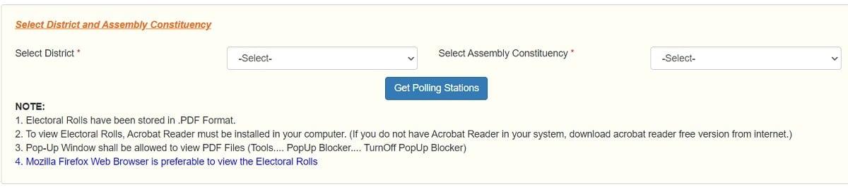AP CEO Final Electoral Rolls SSR