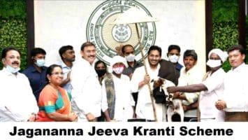 AP Jagananna Jeeva Kranti Scheme