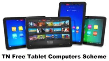 TN Free Tablet Computers Scheme