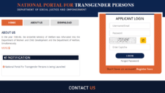 Transgender ID Card Application Form 2021 – Apply Online for Gender Certificate at National Portal for Transgender Persons