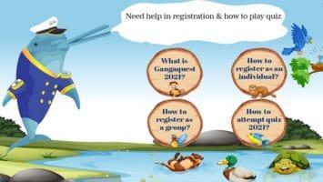 Ganga Quest Online Registration Login