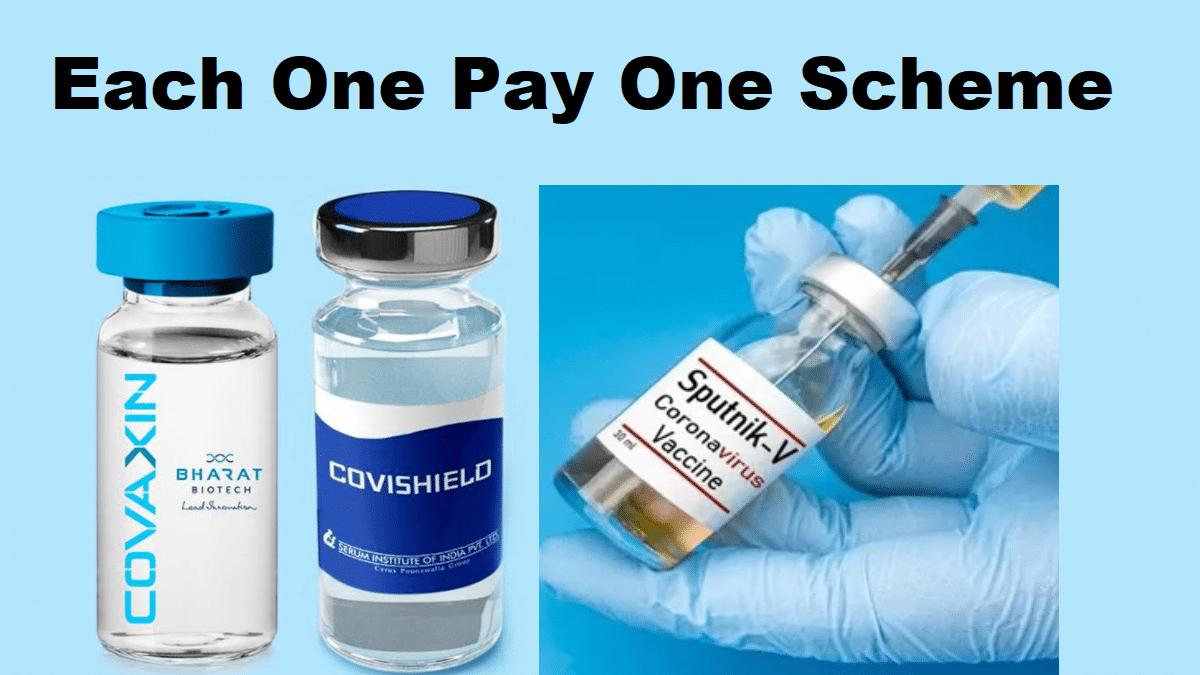 Each One Pay One Scheme