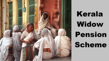 Kerala Widow Pension Scheme Apply Online
